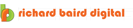Richard Baird Digital Logo